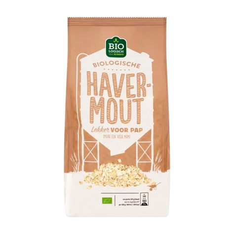 Jumbo Bio havermout