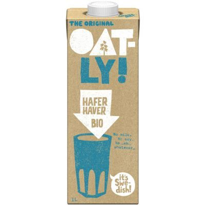 Oatly havermelk