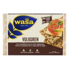 Wasa volkoren crackers